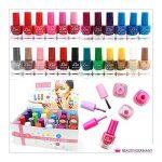24 Nagellack Set 24 Verschiedenen Moderne Farben Perfekte Geschenk