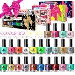24 x Luxus Große Nagellack 24 Verschiedene Farben 4 Geschenkboxen 10 ML Qualität