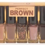 youstar Nagellack Set 5er – Perfect Brown